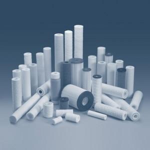 تصفیه آب صنعتی آب ثمین - MF Filter Cartridge