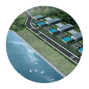 تصفیه آب صنعتی آب ثمین - Desalination