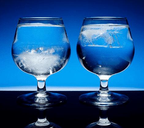 آب نیمه سنگین