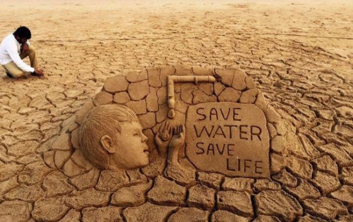 روش های کاهش مصرف آب