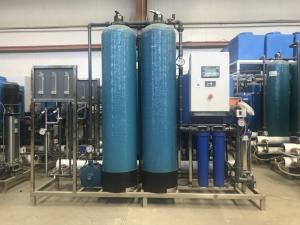 آب شیرین کن لب شور 10 متر مکعب (BW RO)