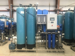 آب شیرین کن لب شور 15 متر مکعب (BW RO)
