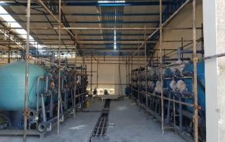 تصفیه آب شور چاه 8000 متر مکعب در شبانه روز شهر یزد