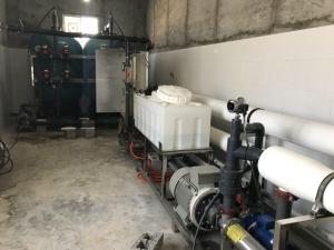 آب شیرین کن 150 متر مکعب