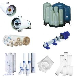 تجهیزات تصفیه آب صنعتی