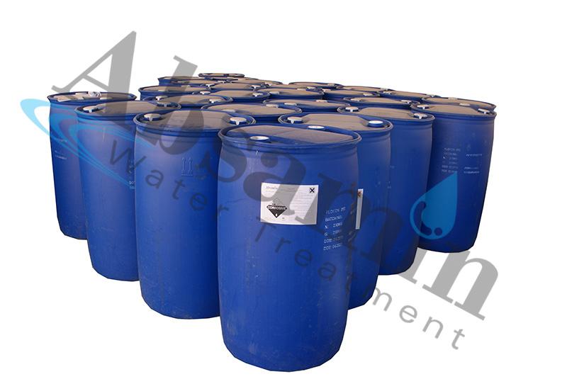 آنتی اسکالانت جهت شستشو دستگاه تصفیه آب صنعتی