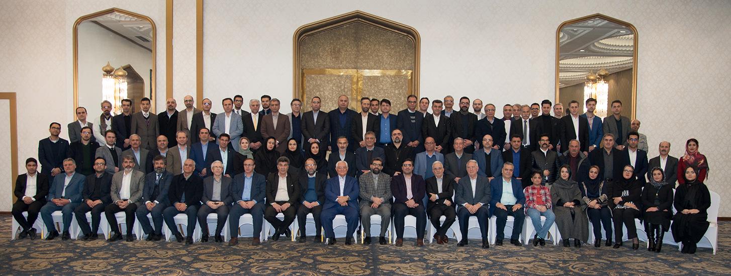 مراسم دوازدهمین سال تأسیس انجمن ماشین سازان صنایع غذایی ایران