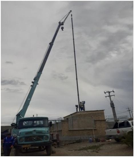 پایداری شبکه آبرسانی بیجار از طریق جایگزینی الکتروپمپ های نو با فرسوده