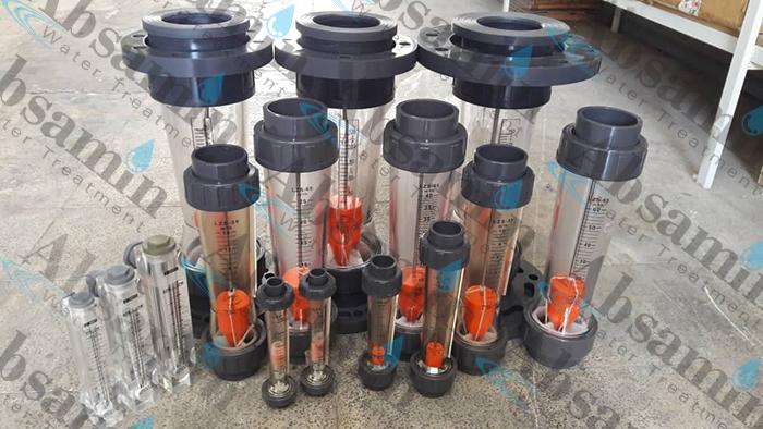فلومترهای تصفیه آب صنعتی