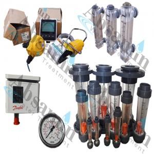دستگاه های اندازه گیری تصفیه آب صنعتی