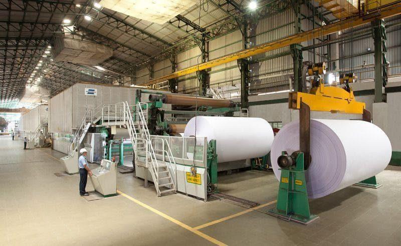 تصفیه پساب صنعت کاغذ سازی