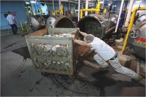 تصفیه فاضلاب در صنعت کنسرو ماهی