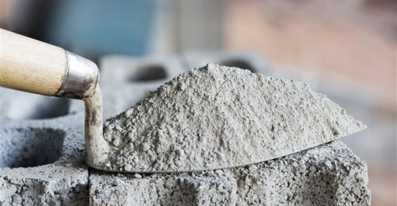 سیمان زیستمحیطی تولیدی از لجن خشک فاضلاب