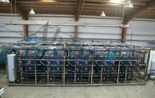 پیش تصفیه آب صنعتی ۲۵۰۰ متر مکعب آب ثمین