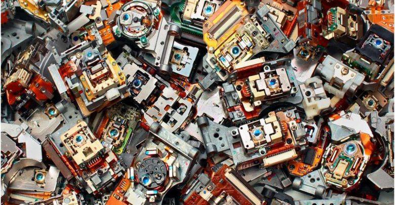 بازیافت پساب الکتریکی