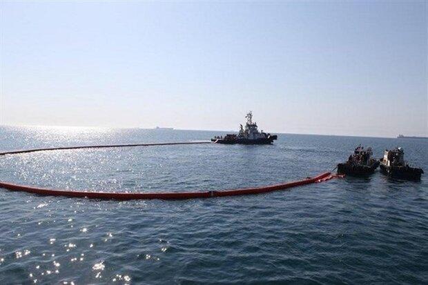 آلودگی مجدد نفتی در خلیج فارس
