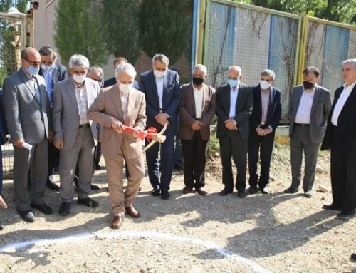 پروژههای عمرانی دانشگاه شهید بهشتی
