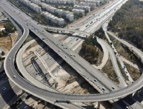تقاطع غیر همسطح سردار شهید سلیمانی